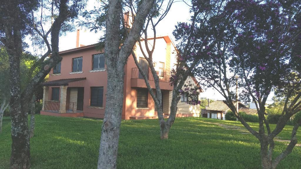 Casa 5 Dorm, Paragem dos Verdes Campos, Gravataí (CA0346)