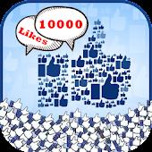 10000 Likes for FB Liker Tips