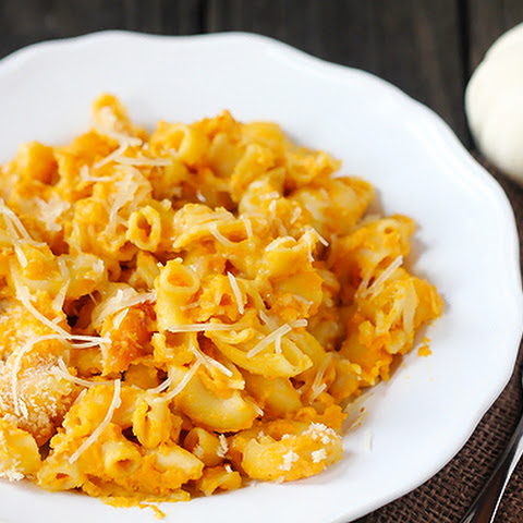 Smoky Pumpkin Macaroni & Cheese