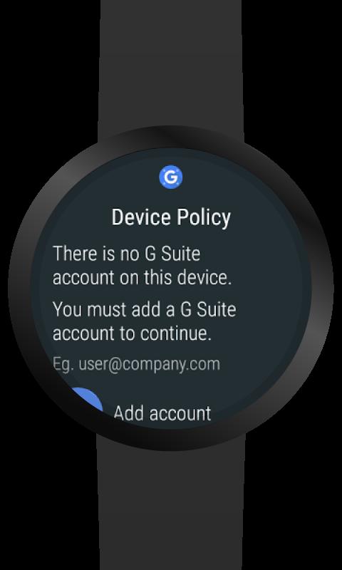 Google Apps-Geräterichtlinie android apps download