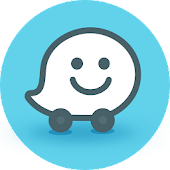 3.  Waze - GPS, Maps, Traffic Alerts & Live Navigation