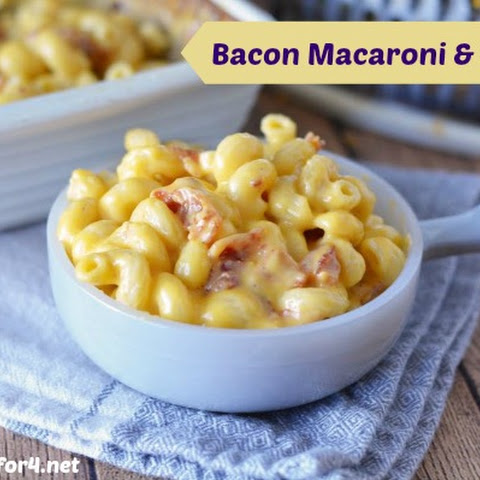 Bacon Macaroni & Cheese