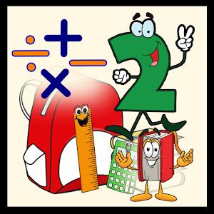 رياضيات الصف الثاني الإبتدائي For PC (Windows & MAC)