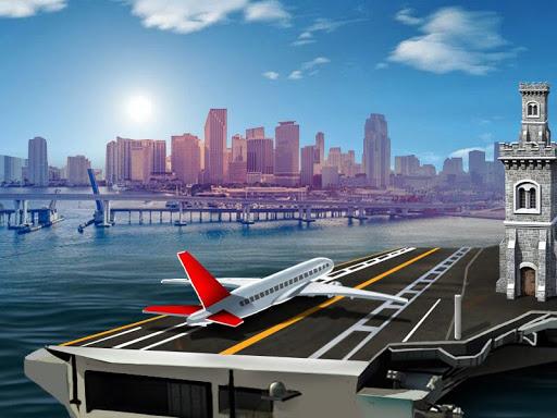 Plane Driving 3D - screenshot
