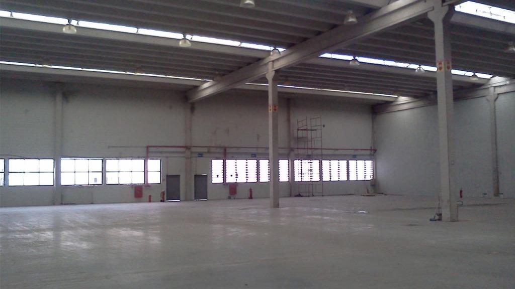 Galpão industrial para locação- Cotia