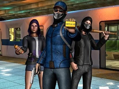 London Subway Criminal Squad (Unlocked)
