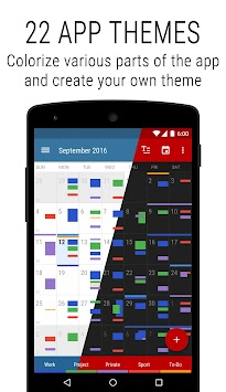 Business Calendar 2 APK screenshot thumbnail 3