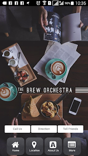 The Brew Orchestra - screenshot