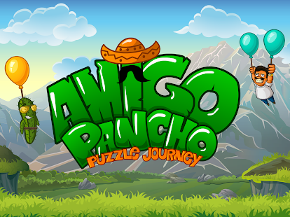 Amigo Pancho 2: Puzzle Journey Screenshot