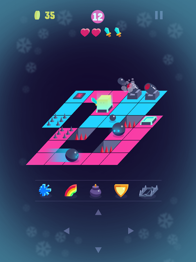 Crossy Maze Screenshot 9