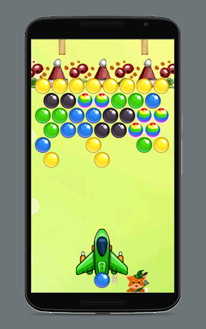 android Christmas Bubble Shooter Delta Screenshot 3