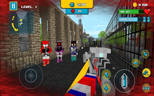 Game Robot Wars Survival Games APK for Kindle