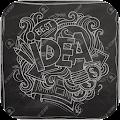 App Chalkboard Lettering Ideas apk for kindle fire
