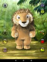 Screenshot of Talking Lion