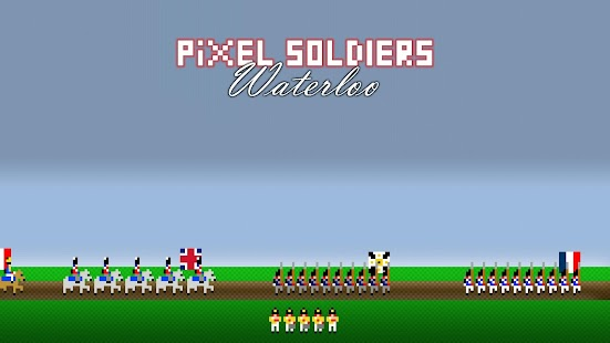 Pixel Soldiers: Waterloo for pc