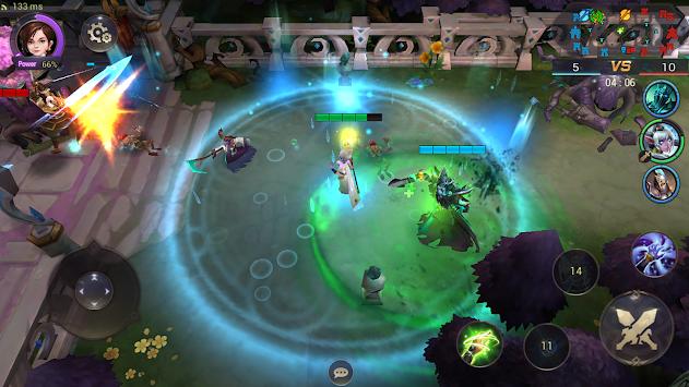 arène éternelle apk screenshot