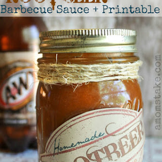 Homemade Root Beer Barbecue Sauce