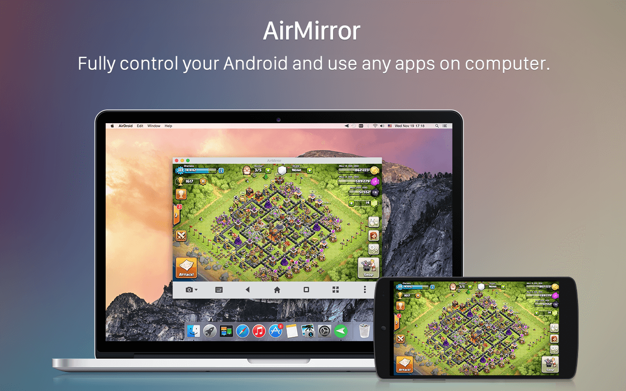 AirDroid: Remote access & File Screenshot 12