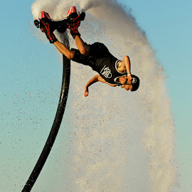 FLYBOARDING by Jeannette Thalmann-Bendeth - Sports & Fitness Watersports