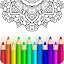 Colorfeel: Coloring Book