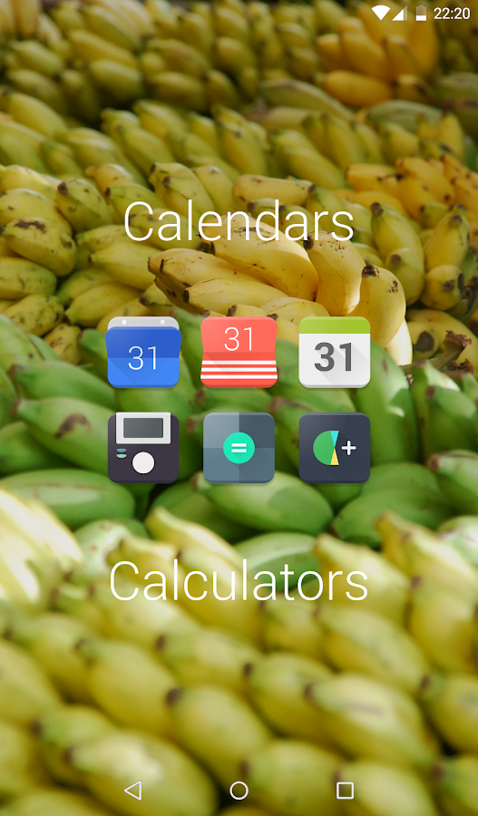 Snackable Icon Pack Screenshot 14