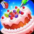 Game Sweet Cake Shop - Kids Cooking & Bakery APK for Windows Phone