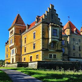 Marusevec castle - Varazdin,Croatia by Jerko Čačić - Buildings & Architecture Public & Historical (  )