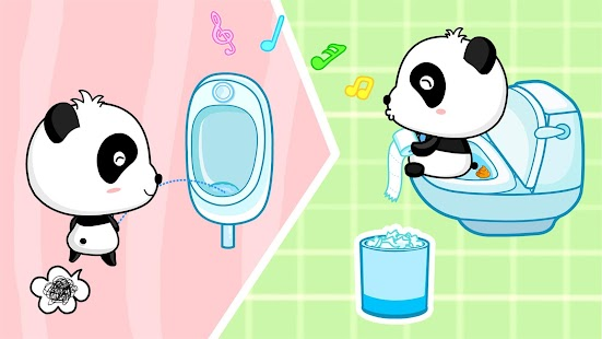 Free Download Baby Panda's Daily Life APK for Samsung