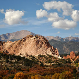Garden of the Gods by Wendy Hockley - Digital Art Places