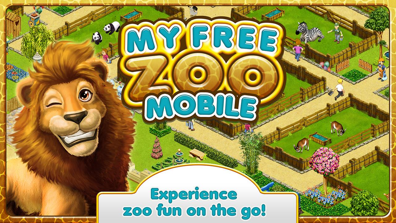 MyFreeZoo Mobile Screenshot 0