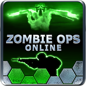Cover art Zombie Ops Online Pro HD - FPS
