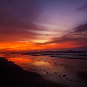 Myrtle Beach Beauty @ 6am by Christine Weaver-Cimala - Landscapes Sunsets & Sunrises ( water, birthday, nature, lanscape, 50th, sunrise, beach, atlantic, coast, myrtle beach,  )