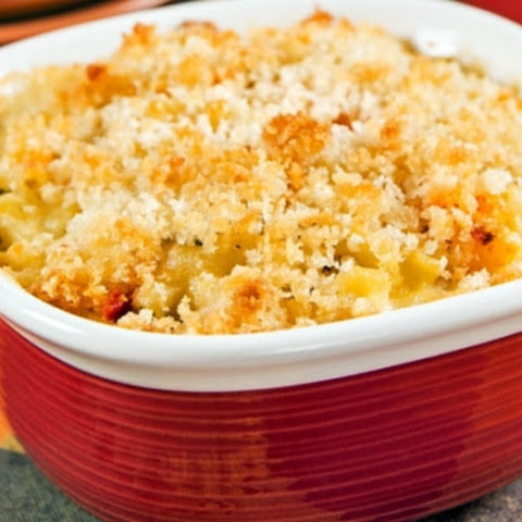Zesty, Cheesy Mac and Cheese