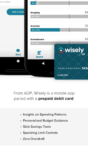 Wisely: Budget. Spend. Save.