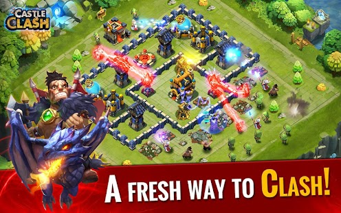 Castle Clash: Rise of Beasts APK for Bluestacks