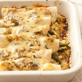 Chicken Enchiladas Verde Low Fat Recipes