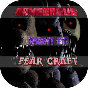 Download Dangerous Night at: Fear Craft Apk Download