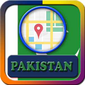 Pakistan Maps and Direction for PC-Windows 7,8,10 and Mac