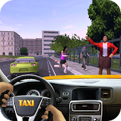 Taxi City Driver