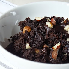 Chocolate Hazelnut Hot Fudge Pudding Cake
