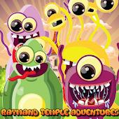 Raymand Temple Adventures APK for Bluestacks