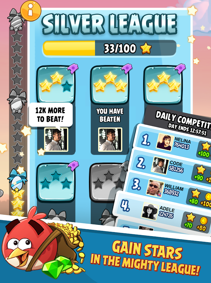 Angry Birds Classic Screenshot 7