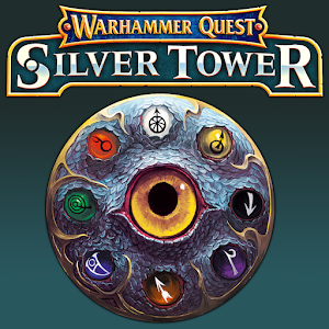 Cover art WH Quest Silver Tower: My Hero