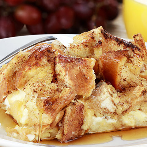 Amazing French Toast Casserole ( WW 5 Pointsplus, 7 Smartpoints )