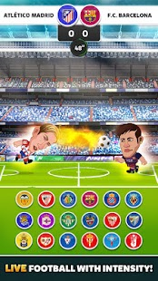 Head Soccer La Liga 2016- screenshot thumbnail