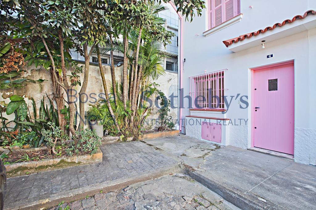 Casa de vila em Pinheiros