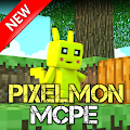 App Pixelmon MOD For MCPE APK for Kindle