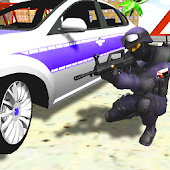 Game Police Car Chase 3D APK for Kindle