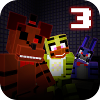 Nights at Cube Pizzeria 3D – 3 For PC (Windows And Mac)