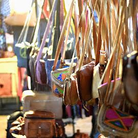 Handbags by Sudhakar Kumar - Artistic Objects Clothing & Accessories ( craft, fashion, handbags )